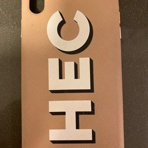 iPhone XS Max Daily edited case